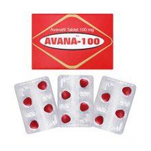 Buy Avana 100mg online