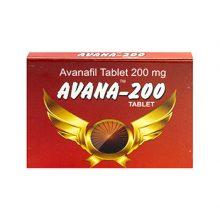 Buy Avana 200mg online