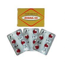 Buy Avana 50mg online