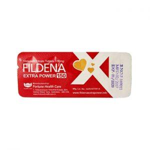 Buy Fildena Extra Power 150mg online
